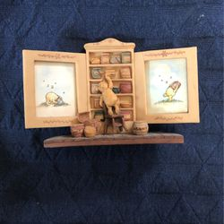 Classic Winnie The Pooh Picture Frame, Minor Damage for Sale in Santa Ana,  CA