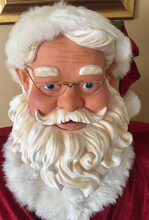 Full Size Dancing Santa - Great Condition, works perfect for Sale in Pembroke Pines, FL