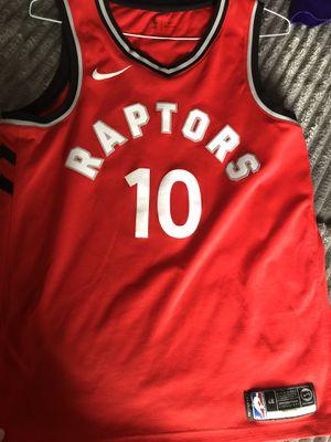 Nike NBA Toronto Raptors OVO Swingman size L 48 Supreme Bape Jordan for Sale in Downey, CA