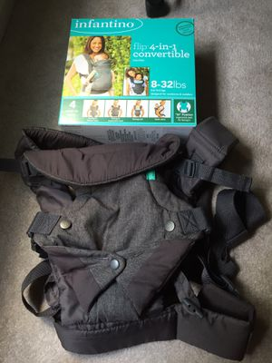 Infantino baby carrier for Sale in Sewickley, PA