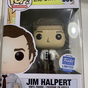 Jim Halpert Funko Pop The Office for Sale in Glenn Heights, TX