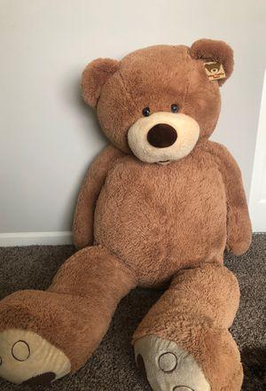 5 1/2 Foot Teddy Bear for Sale in Richmond, VA