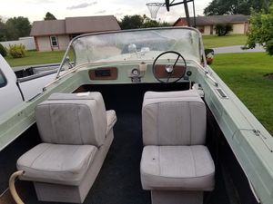 1966 starcraft 15ft boat for Sale in Kissimmee, FL