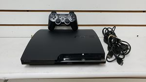 Playstation 3 slim 120gb PS3 game system for Sale in Pompano Beach, FL