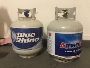 2 propane tanks for Sale in Phoenix, AZ