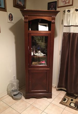 Antique Curio Furniture for Sale in Long Beach, CA