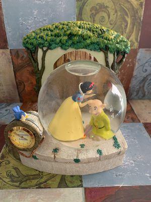 Disney Snow White globe for Sale in Davenport, FL