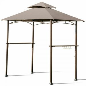 BBQ Outdoor Patio Gazebo Canopy Tent 8'x5' for Sale in Los Angeles, CA