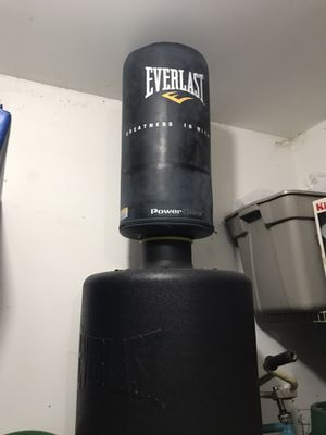 Everlast Punching Bag for Sale in Minooka, IL