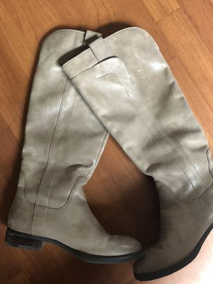 Franco portini authentic leather women's boots size 7 for Sale in Fairfax, VA