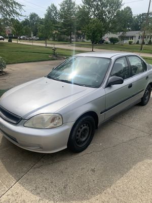 1999 Honda Civic lx for Sale in Medina, OH