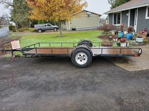 Utility Trailer for Sale in Glenwood, OR