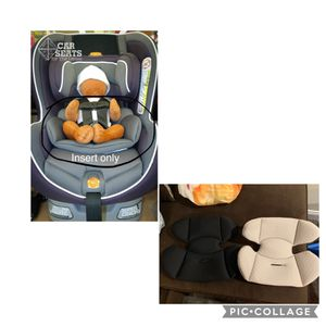 Chicco nextfit infant inserts for Sale in Moseley, VA
