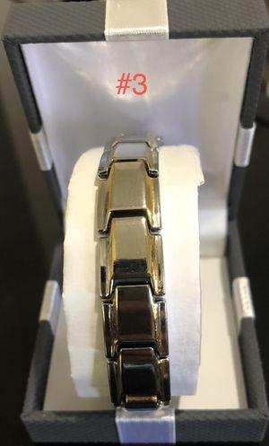 Bio Magnetic Health Energy Bracelets $51.00 for Sale in Las Vegas, NV