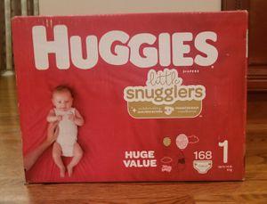 Huggies Little Snugglers for Sale in Sayreville, NJ