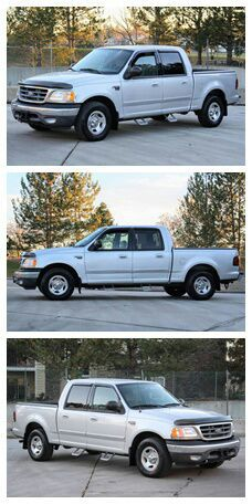 Truck 2OO3 Ford F-150 Automatic XLT for Sale in Wichita, KS