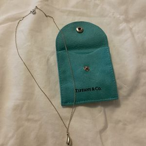 Tiffany teardrop necklace for Sale in Tigard, OR