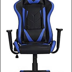 Yaheetech Computer Gaming Chair Ergonomic High Back Racing Chair Leather Office Chair -New Assembled for Sale in Hayward, CA