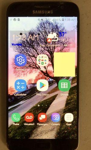Samsung Galaxy S7 Cellphone for Sale in Warren, MI
