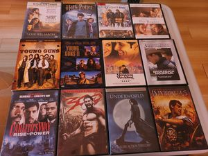 Dvd movies for Sale in Bell Gardens, CA