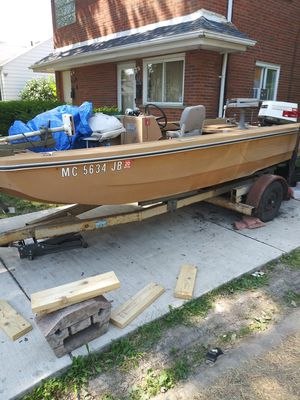 Bass boat for Sale in River Rouge, MI