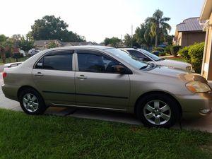 Toyota Corolla for Sale in Winter Haven, FL