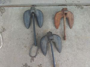 Navy anchors for Sale in WI, US