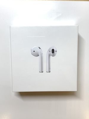 SEALED Apple AirPods ** Great Xmas Gift** for Sale in Carmichael, CA