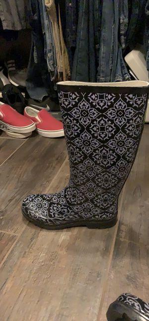 Rasolli rain boots for Sale in Victorville, CA