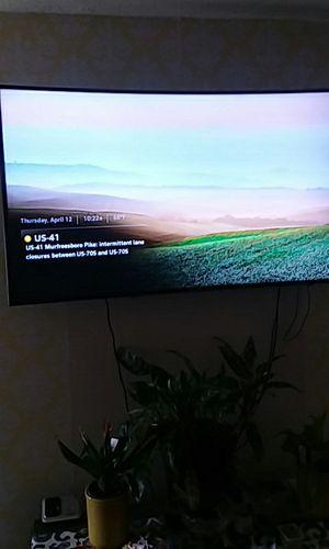 55' Samsung smart tv for Sale in La Vergne, TN