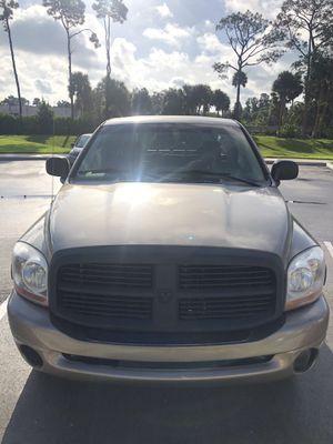2006 Dodge Ram 128k Mikes 4x4 Quad cab for Sale in West Palm Beach, FL