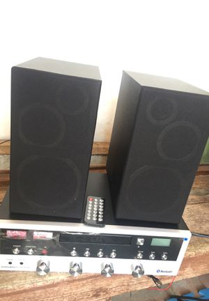 Cd stereo system w Bluetooth for Sale in Los Angeles, CA