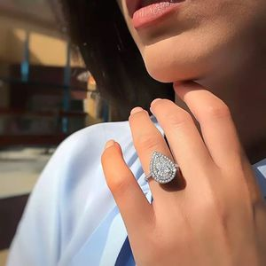 💎 Stunning 4.5Ct Pear Shape Ring💎 for Sale in Nashville, TN