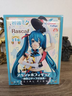 Japanese anime hatsune miku special figure toy for Sale in Alhambra, CA