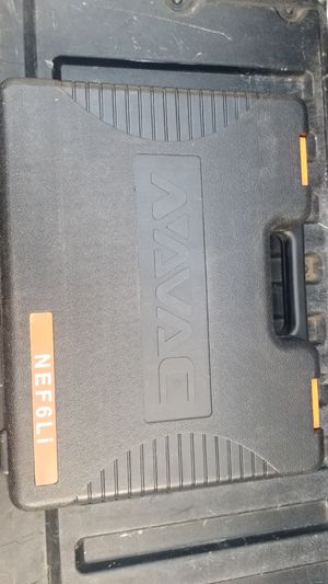 NAVAC NEF6Li Cordless Power Flaring Tool for Sale in Las Vegas, NV