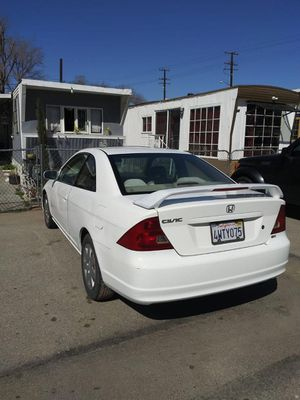 2002 honda Civic 4 cill for Sale in Victorville, CA