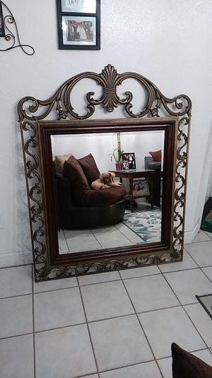 Metal scroll wall mirror for Sale in Wellington, FL