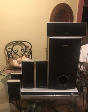 SONY HOME THEATER for Sale in Queens, NY