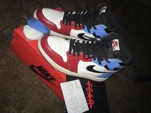 Jordan 1 Retro High OG Fearless for Sale in Fresno, CA
