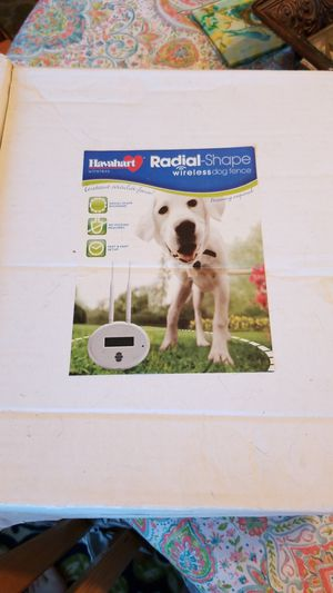 Havaheart wireless dog fence system for Sale in Caldwell, OH