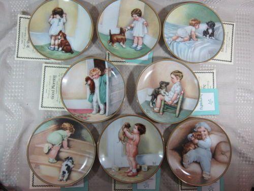 8-Bessie Pease Gutmann plates