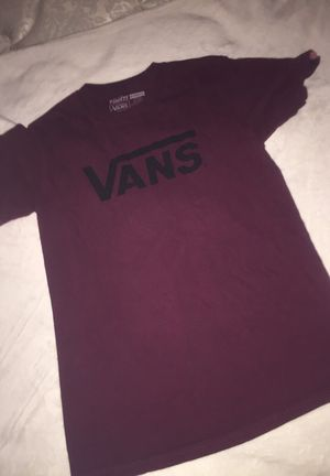 Vans men's shirt for Sale in Las Vegas, NV