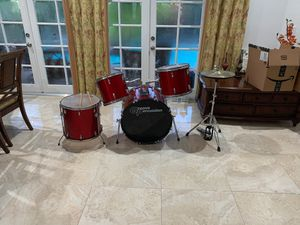Set of drums for Sale in Miami, FL