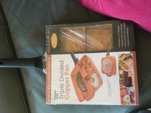 BRAND NEW! Copper pan for Sale in Seattle, WA