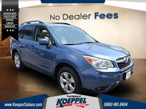 2016 Subaru Forester for Sale in Woodside, NY