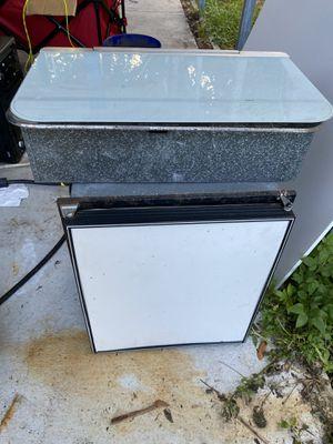MAKE OFFER - Marine/camper stove and fridge set for Sale in Port St. Lucie, FL