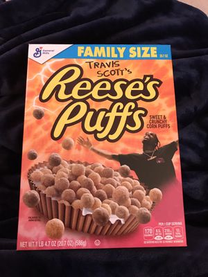Travis Scott Reese's puffs for Sale in Norwich, NY