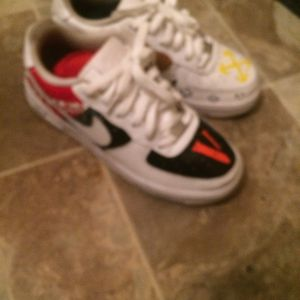 Customize Air Force 1s Dior,supreme for Sale in Edgewood, FL