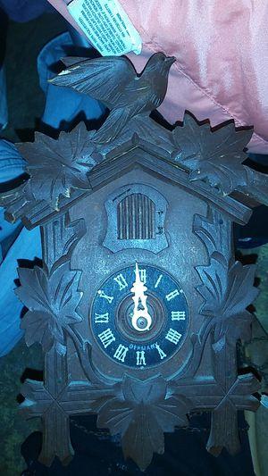 Antique cuckoo clock for Sale in Denver, CO
