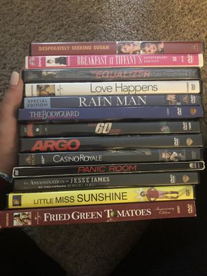 DVDs for Sale in Puyallup, WA